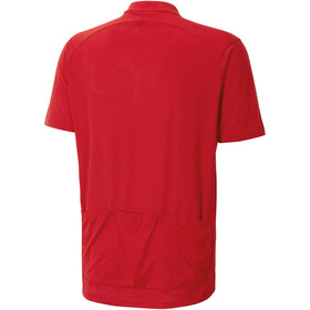 Ziener Cabuto Jersey Men red pop